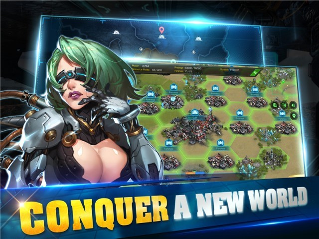 conquer players online Millenium conquest