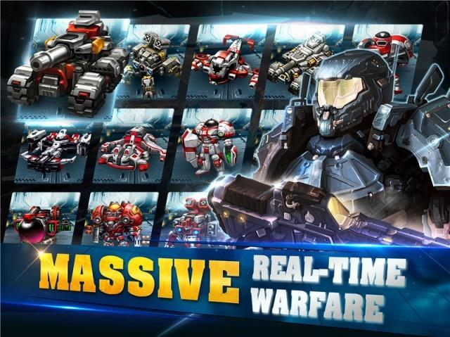 Millenium Conquest massive units