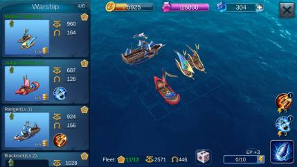 sailcraft-fleet-mode